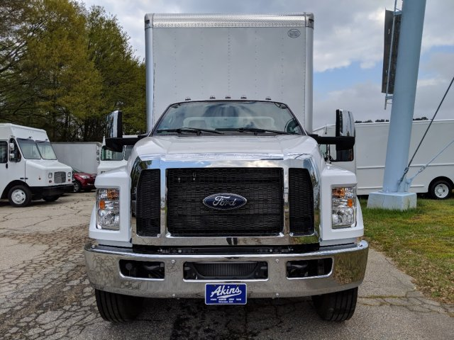 2019 F-650 Regular Cab DRW,  Conyers Dry Freight #KDF06679 - photo 6