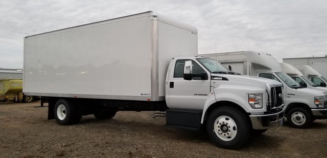 2019 F-650 Regular Cab DRW, Complete Dry Freight #KDF06683 - photo 1
