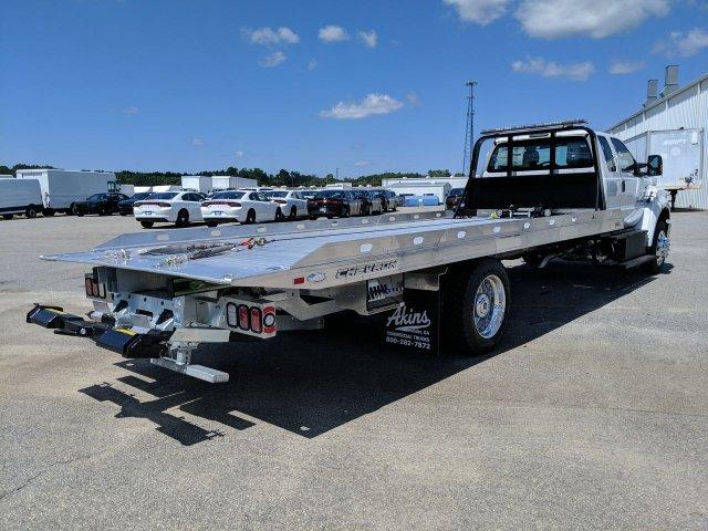 2019 F-750 Super Cab DRW, Miller Industries Rollback Body #KDF08060 - photo 1