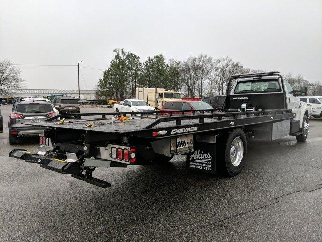 2019 Ford F-750 Regular Cab DRW 4x2, Miller Industries Rollback Body #KDF09375 - photo 1