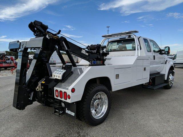 2019 F-750 Super Cab DRW, Miller Industries Wrecker Body #KDF11975 - photo 1
