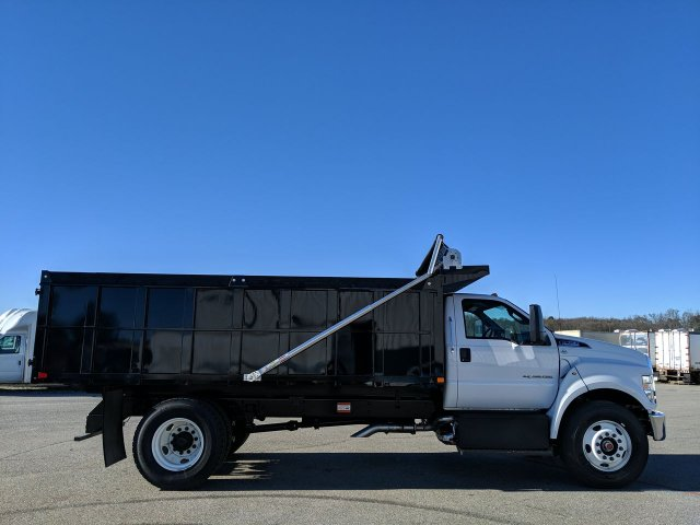 2019 F-750 Regular Cab DRW 4x2, PJ's Landscape Dump #KDF14182 - photo 1