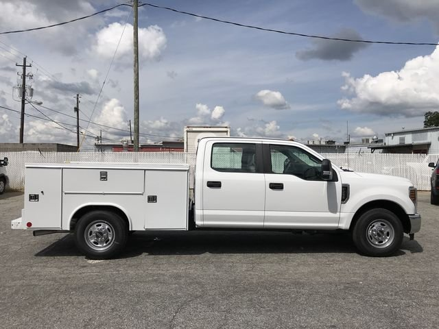 2019 F-250 Crew Cab 4x2,  Reading Classic II Steel Service Body #KEC25535 - photo 5