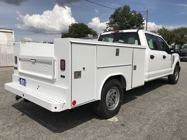 2019 F-250 Crew Cab 4x2,  Reading Classic II Steel Service Body #KEC25535 - photo 2
