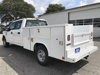 2019 F-250 Crew Cab 4x2,  Reading Classic II Steel Service Body #KEC25535 - photo 3