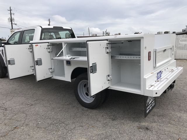 2019 F-450 Crew Cab DRW 4x2,  Reading Service Body #KEC25538 - photo 10