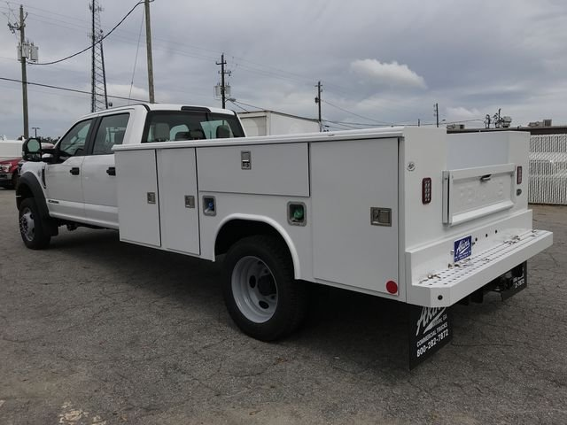 2019 F-450 Crew Cab DRW 4x2,  Reading Service Body #KEC25538 - photo 4