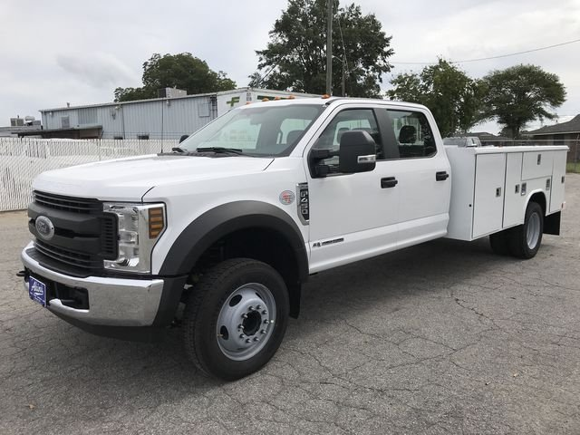 2019 F-450 Crew Cab DRW 4x2,  Reading Service Body #KEC25538 - photo 5