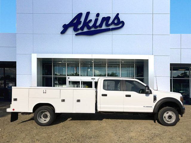 2019 F-450 Crew Cab DRW 4x2,  Reading Service Body #KEC25539 - photo 5