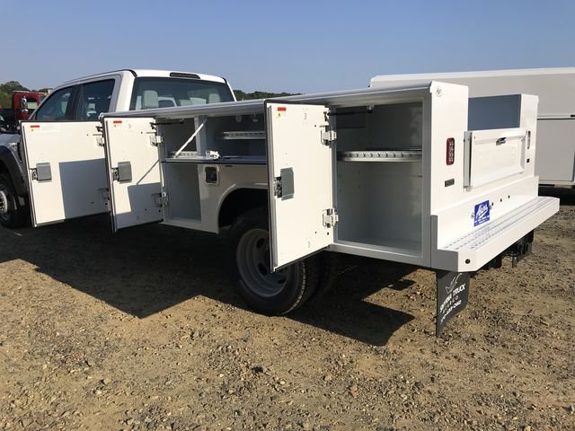 2019 F-450 Crew Cab DRW 4x2,  Reading Service Body #KEC25539 - photo 11