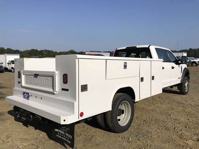 2019 F-450 Crew Cab DRW 4x2,  Reading Service Body #KEC25539 - photo 2