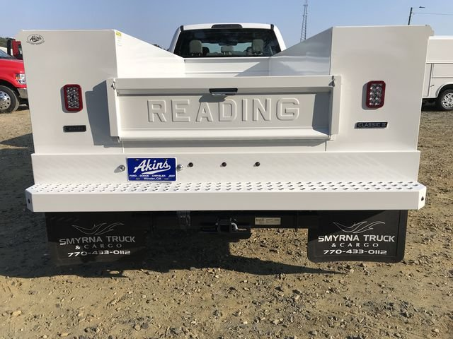 2019 F-450 Crew Cab DRW 4x2,  Reading Service Body #KEC25539 - photo 3
