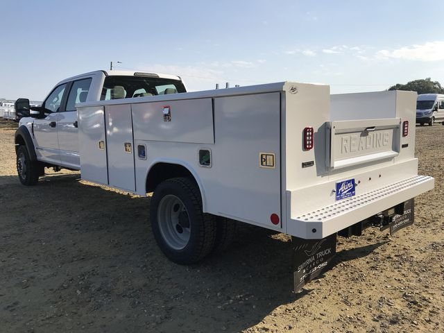 2019 F-450 Crew Cab DRW 4x2,  Reading Service Body #KEC25539 - photo 4