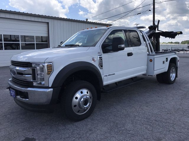 2019 F-550 Super Cab DRW 4x4,  Miller Industries Wrecker Body #KEC44498 - photo 5