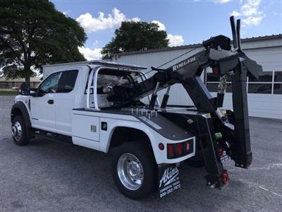 2019 F-550 Super Cab DRW 4x4,  Chevron Wrecker Body #KEC44498 - photo 4