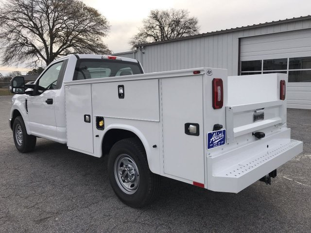 2019 F-250 Regular Cab RWD,  Knapheide Service Body #KEC55842 - photo 4