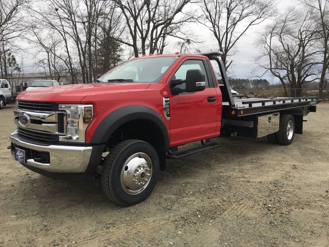 2019 F-550 Regular Cab DRW 4x2,  Chevron Rollback Body #KEC63382 - photo 5