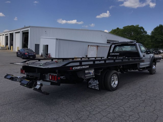 2019 F-550 Regular Cab DRW RWD,  Miller Industries Rollback Body #KEC63389 - photo 2