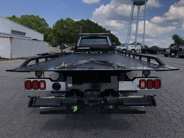 2019 F-550 Regular Cab DRW RWD,  Miller Industries Rollback Body #KEC63389 - photo 3