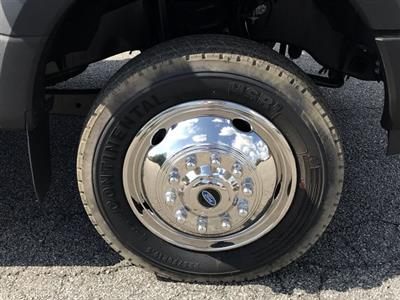 2019 F-550 Regular Cab DRW RWD,  Miller Industries Chevron Rollback Body #KEC63389 - photo 8