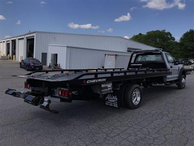 2019 F-550 Regular Cab DRW RWD,  Miller Industries Chevron Rollback Body #KEC63389 - photo 2
