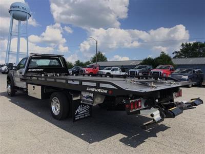 2019 F-550 Regular Cab DRW RWD,  Miller Industries Chevron Rollback Body #KEC63389 - photo 4