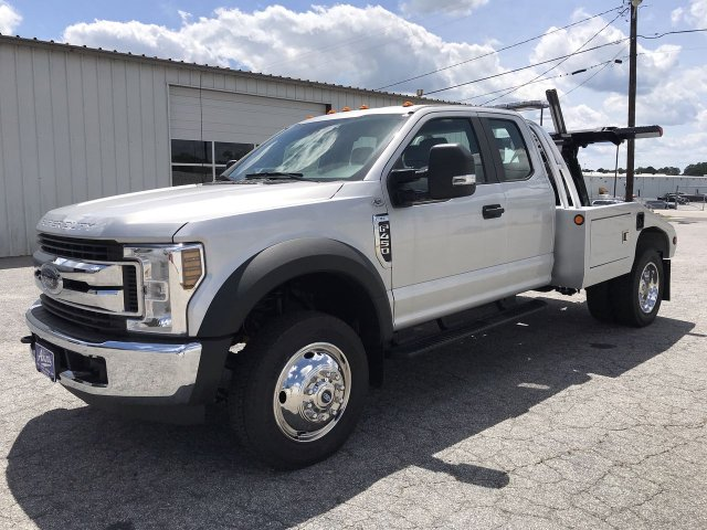 2019 F-450 Super Cab DRW RWD,  Vulcan Wrecker Body #KEC63401 - photo 6