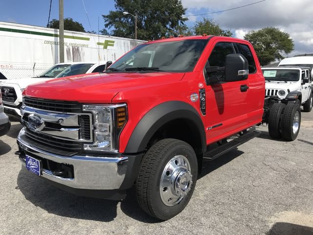 2019 F-450 Super Cab DRW RWD,  Cab Chassis #KEC82732 - photo 1