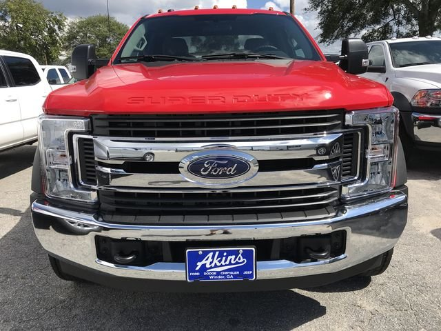 2019 F-450 Super Cab DRW RWD,  Cab Chassis #KEC82732 - photo 4