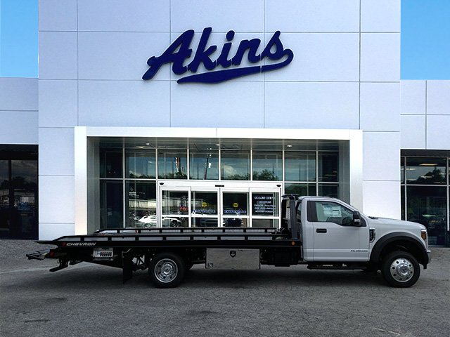 2019 F-550 Regular Cab DRW RWD,  Miller Industries Rollback Body #KEC92524 - photo 1