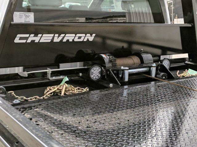 2019 F-550 Regular Cab DRW RWD,  Miller Industries Rollback Body #KEC92524 - photo 23