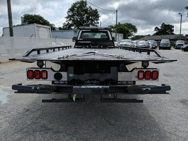 2019 F-550 Regular Cab DRW RWD,  Miller Industries Rollback Body #KEC92524 - photo 3