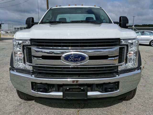 2019 F-550 Regular Cab DRW RWD,  Miller Industries Rollback Body #KEC92524 - photo 6