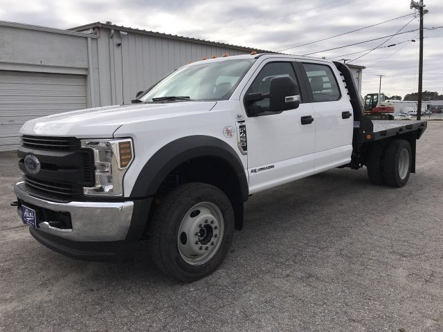 2019 F-450 Crew Cab DRW 4x4,  Freedom Platform Body #KED02630 - photo 6
