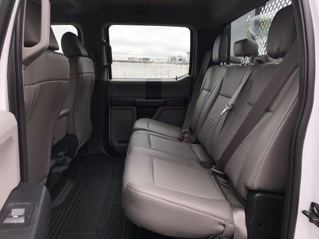 2019 F-450 Crew Cab DRW RWD,  Smyrna Truck Platform Body #KED30144 - photo 10