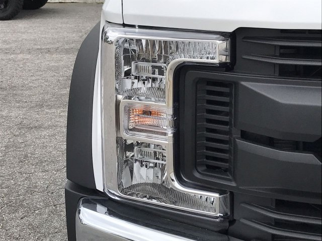 2019 F-450 Crew Cab DRW RWD,  Smyrna Truck Platform Body #KED30144 - photo 7