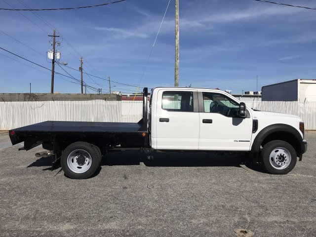 2019 F-450 Crew Cab DRW 4x4,  Cadet Platform Body #KED30150 - photo 2