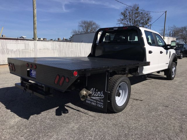 2019 F-450 Crew Cab DRW 4x4,  Cadet Platform Body #KED30150 - photo 5