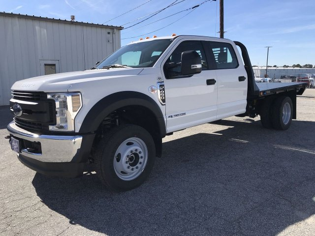 2019 F-450 Crew Cab DRW 4x4,  Cadet Platform Body #KED30150 - photo 6