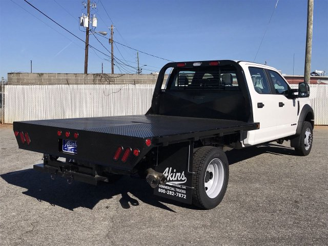 2019 F-450 Crew Cab DRW 4x4,  Cadet Platform Body #KED30152 - photo 2