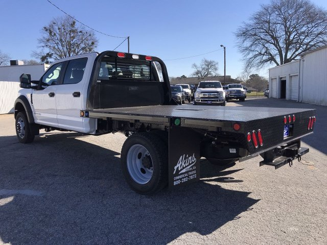 2019 F-450 Crew Cab DRW 4x4,  Cadet Platform Body #KED30152 - photo 4