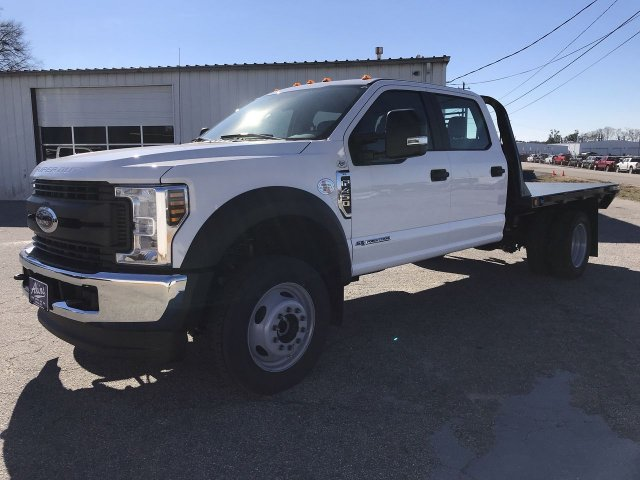 2019 F-450 Crew Cab DRW 4x4,  Cadet Platform Body #KED30152 - photo 5