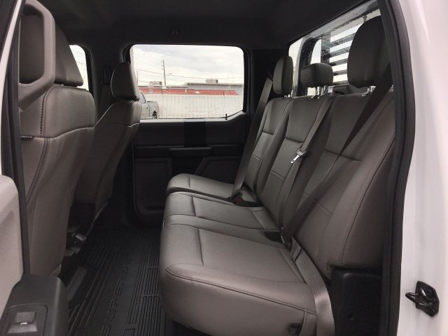 2019 F-450 Crew Cab DRW 4x4,  Cadet Platform Body #KED30156 - photo 10