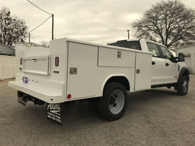 2019 F-450 Crew Cab DRW 4x4,  Reading Service Body #KED30157 - photo 5