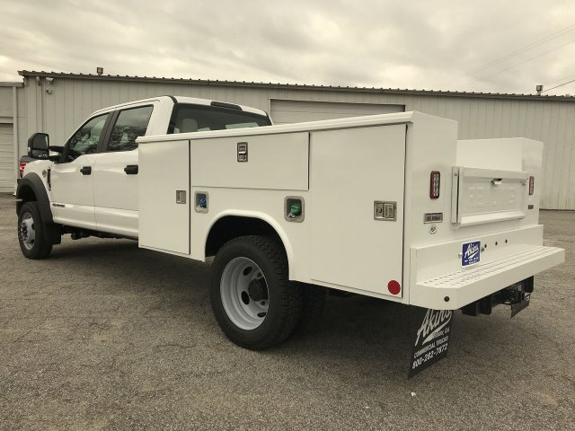 2019 F-450 Crew Cab DRW 4x4,  Reading Service Body #KED30157 - photo 4
