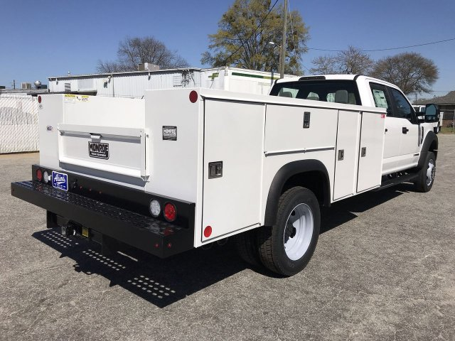 2019 F-450 Crew Cab DRW RWD,  Monroe Service Body #KED72862 - photo 1