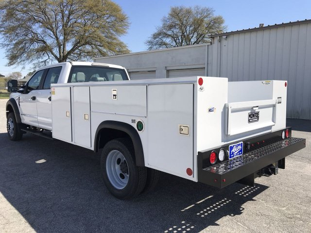 2019 F-450 Crew Cab DRW RWD,  Monroe Service Body #KED72862 - photo 4