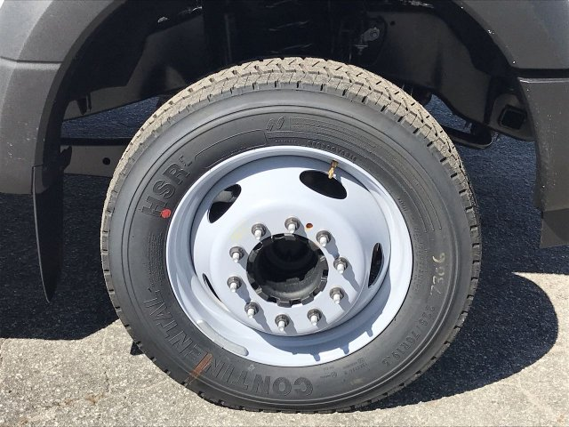 2019 F-450 Crew Cab DRW RWD,  Monroe Service Body #KED72862 - photo 8