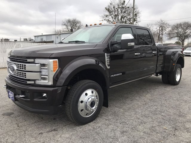 2019 F-450 Crew Cab DRW 4x4,  Pickup #KED79365 - photo 5