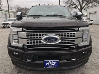 2019 F-450 Crew Cab DRW 4x4,  Pickup #KED79365 - photo 6